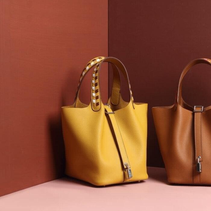 Large-size-real-leather-bucket-handbag-CHB049-1