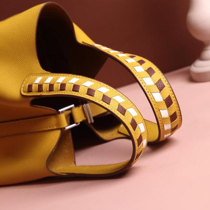 Large-size-real-leather-bucket-handbag-CHB049-2