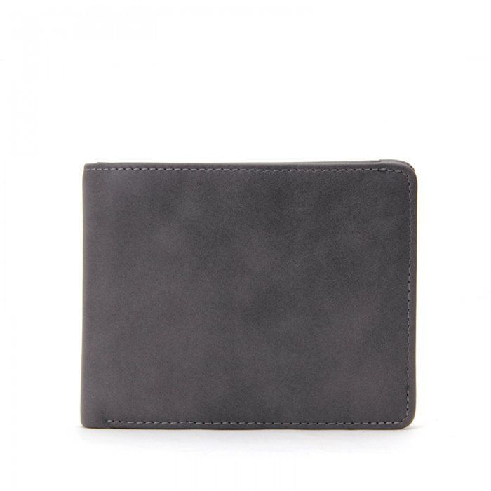 Leather-Bifold-Mens-Wallet-Money-Clip-With-Zipper-Wholesale-WL013-6