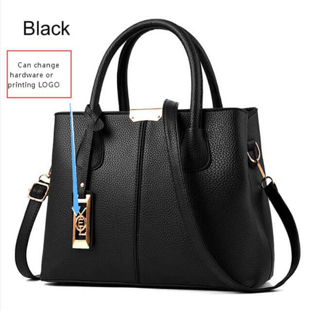 Litchi-pattern-hardware-tag-decoration-stitching-women-bags-HB008-1