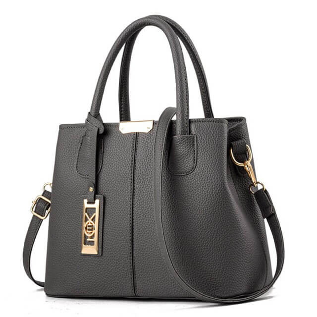 Litchi-pattern-hardware-tag-decoration-stitching-women-bags-HB008-6