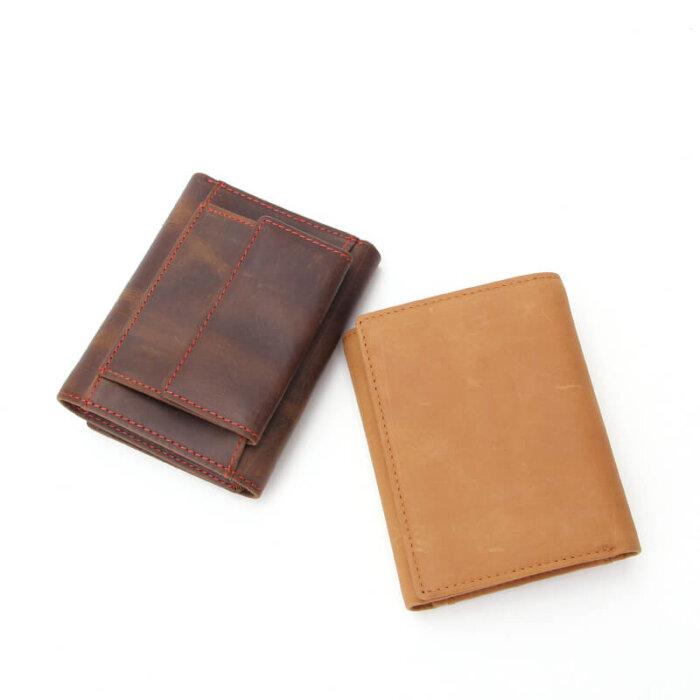 Luxury-Handmade-RFID-Blocking-Crazy-Horse-Leather-Trifold-Wallet-WL019-2