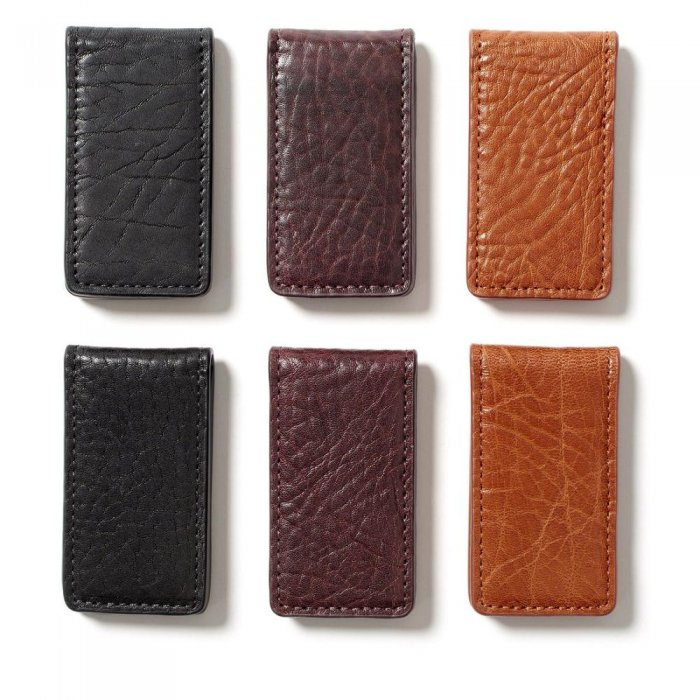 Magnetic-Leather-Money-Clip-Promotion-Gift-Minimal-Wallet-Wholesale-WL014-4