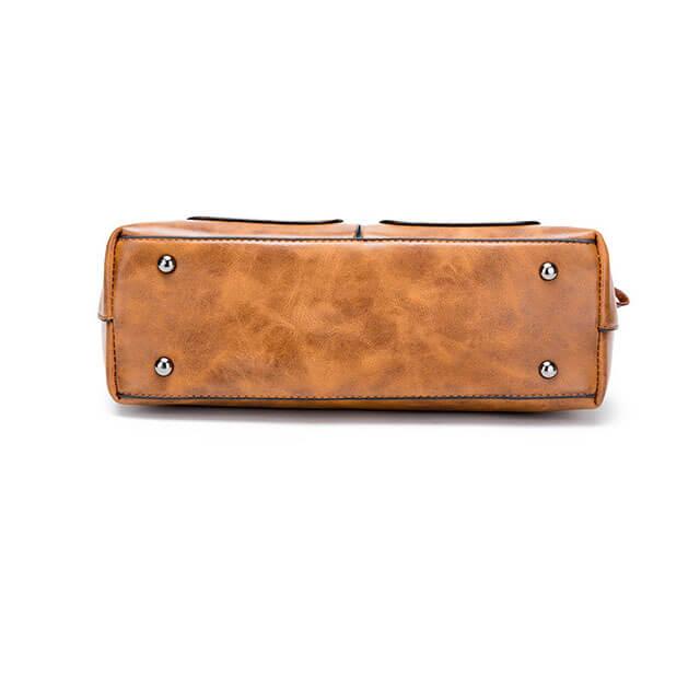 Matte-leather-Splice-Ladies-bags-Zipper-handbags-HB009-4