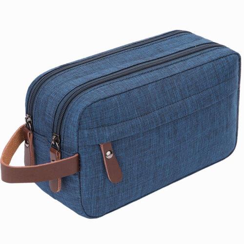 Mens-Toiletry-Bag-Dopp-Kit-Travel-Bathroom-Bag-COS039-1