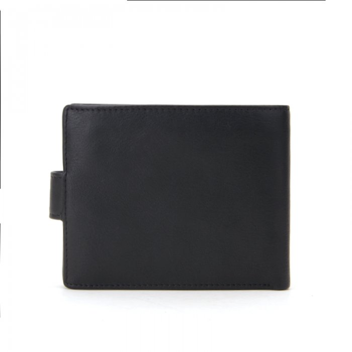 Mens-Wallet-With-Coin-Pocket-Button-Closure-Bifold-Wallet-WL020-5