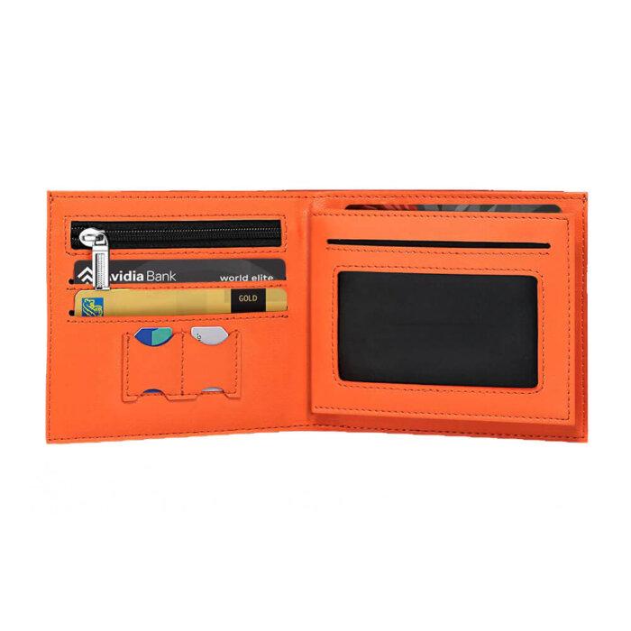 Multi-Function-RFID-Blocking-PU-Leather-Bifold-Mens-Wallet-WL010-2