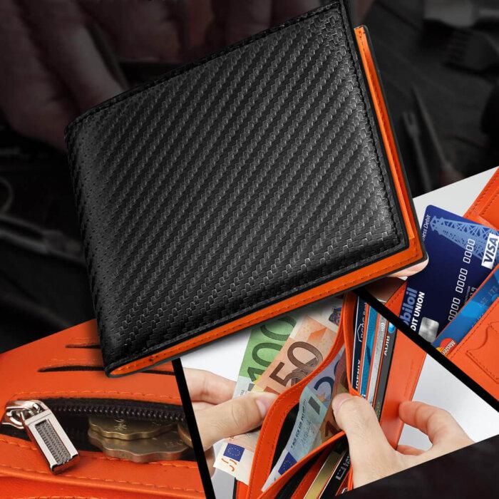 Multi-Function-RFID-Blocking-PU-Leather-Bifold-Mens-Wallet-WL010-6