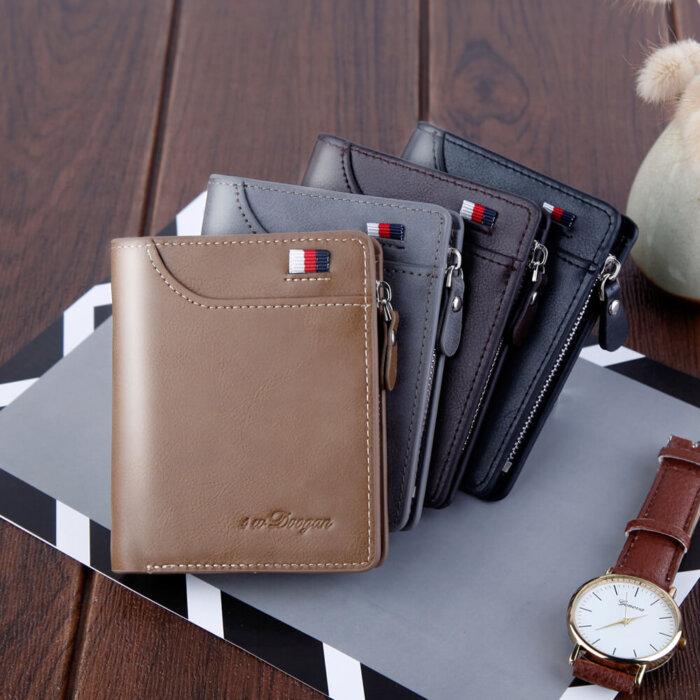 Multifunction-short-leather-wallet-wholesale-WL062-2