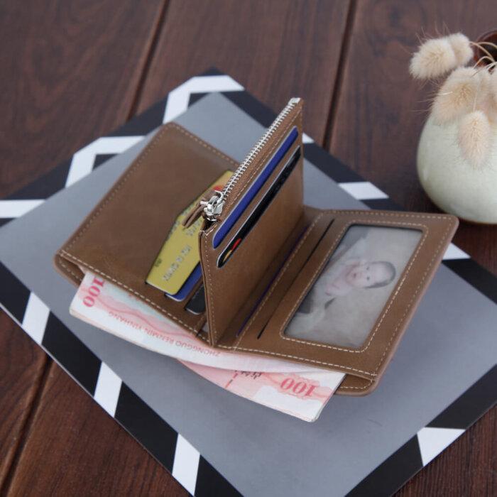 Multifunction-short-leather-wallet-wholesale-WL062-3