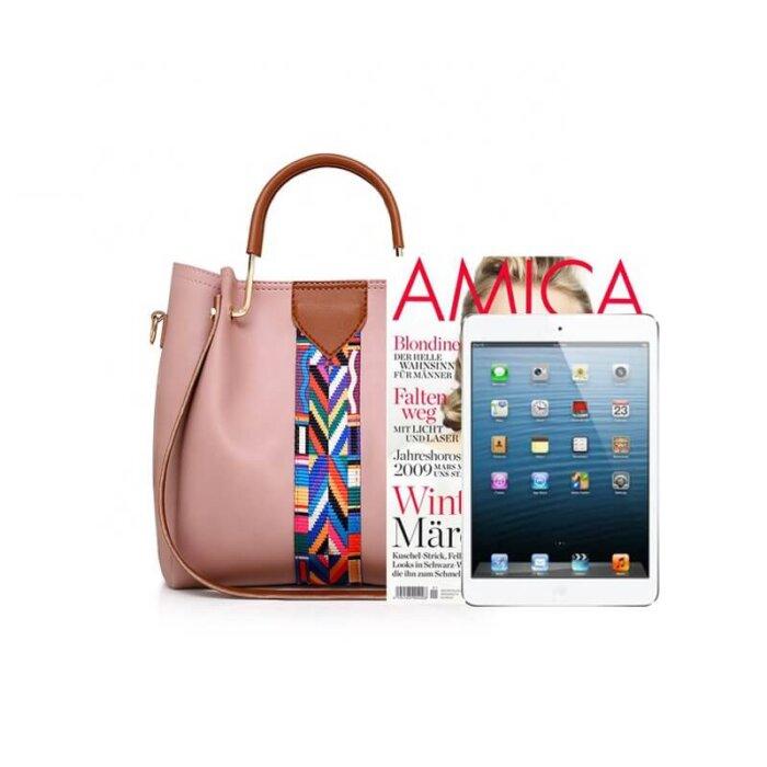 New-Fashion-4pcs-Sets-Bags-Solid-Totes-Designer-handbags-HB077-4