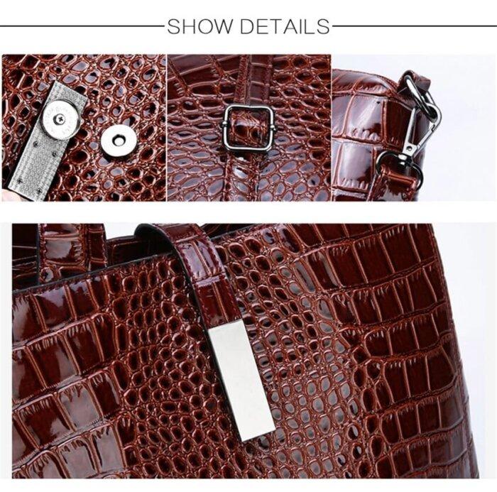New-Luxurious-3-piece-Suit-Women-Bag-Large-Capacity-Handbag-HB070-5