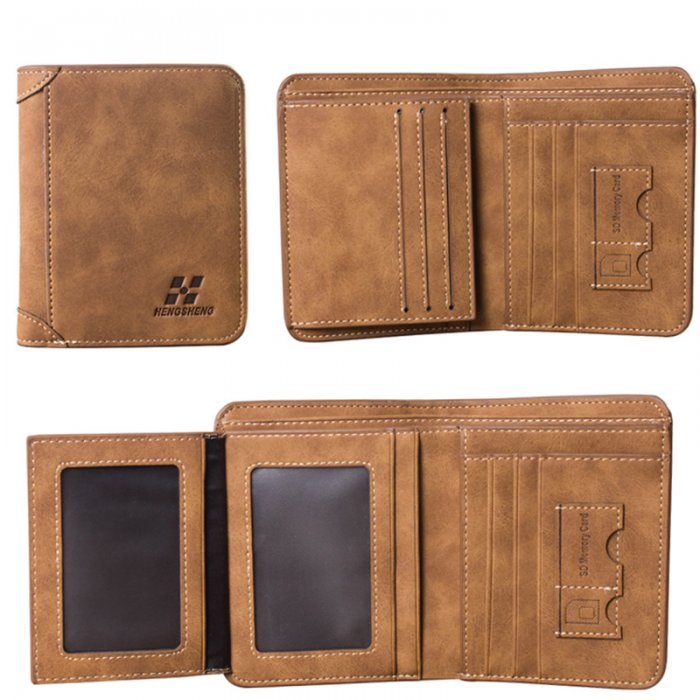 New-matte-short-wallet-for-man-wholesale-WL066-2