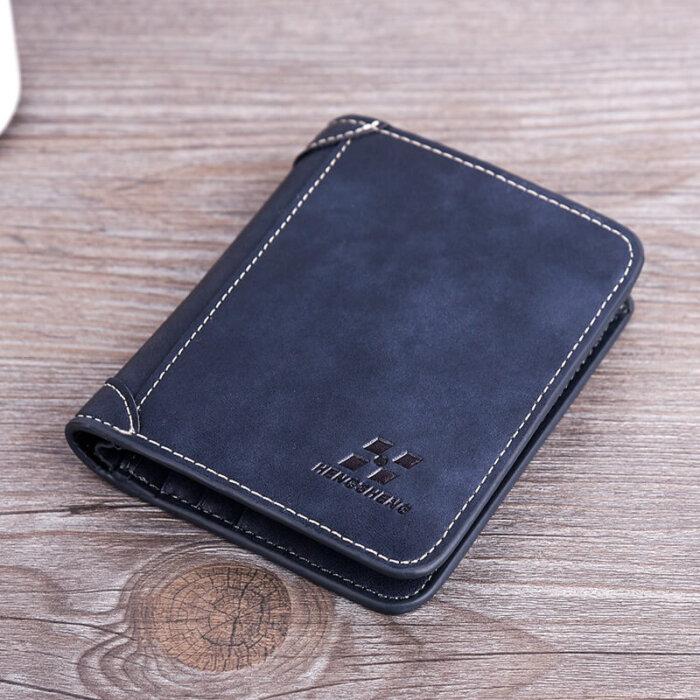 New-matte-short-wallet-for-man-wholesale-WL066-7