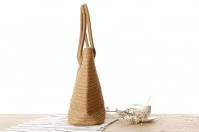 OEM-custom-nature-color-straw-beach-bag-foldable-shopping-tote-handbag-HB038-2