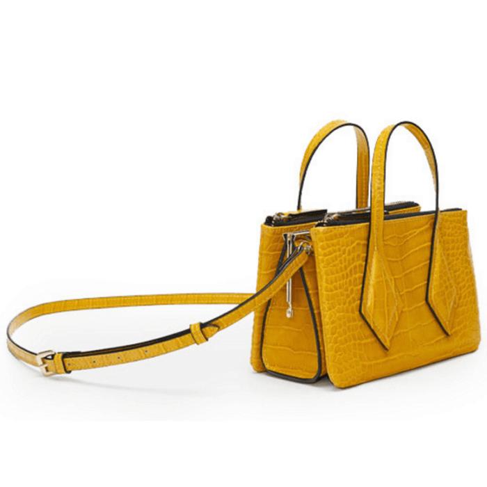 Online-shopping-exotic-crocodile-metal-clip-fashion-crossbody-handbag-HB039-1