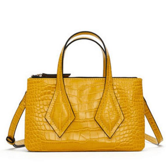 Online-shopping-exotic-crocodile-metal-clip-fashion-crossbody-handbag-HB039-2