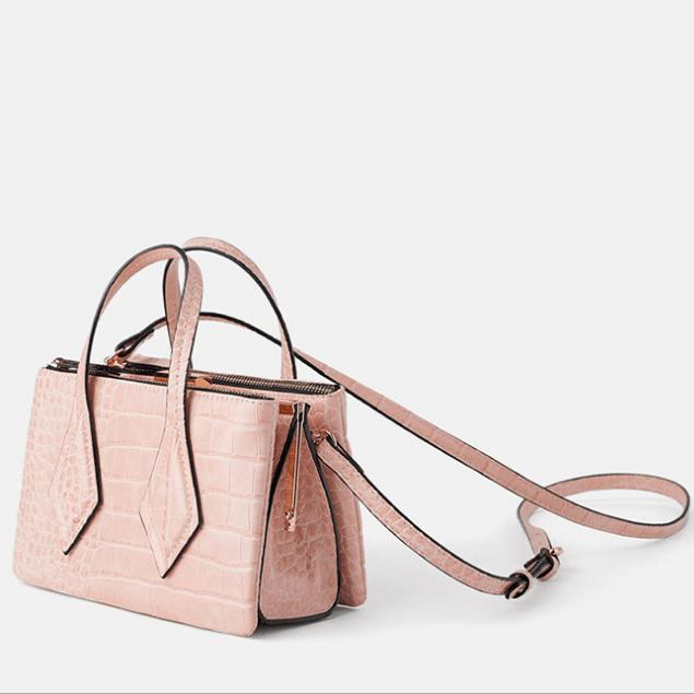 Online-shopping-exotic-crocodile-metal-clip-fashion-crossbody-handbag-HB039-6