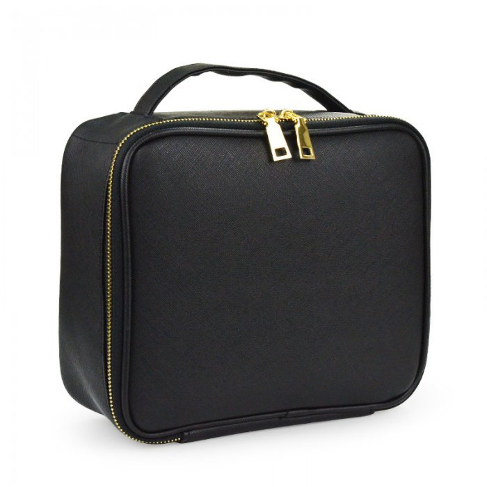 PU-Leather-Stock-Light-Weight-Big-Capacity-Cosmetic-Bag-COS005-2