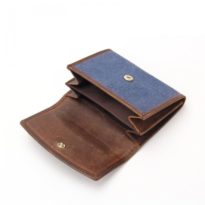 Portable-Double-Compartment-Wallet-For-Man-WL001-1