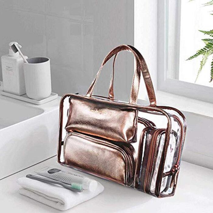 Portable-Waterproof-Clear-PVC-Makeup-Bag-Wholesale-COS022-3