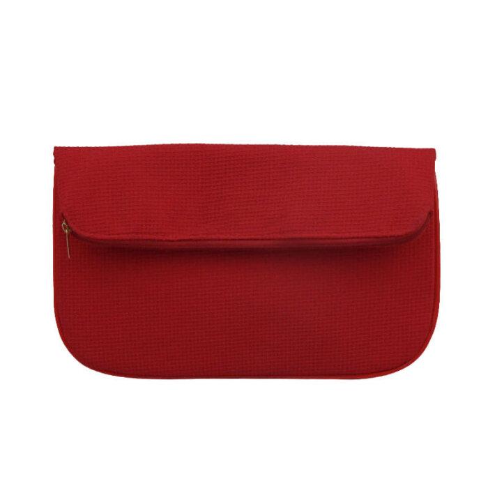 Premium-PET-Fiber-Large-Capacity-Hand-Cosmetic-Bag-COS012-1