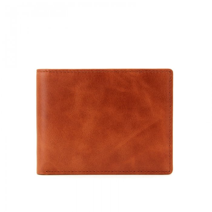 RFID-Blocking-Bi-fold-Custom-PU-Real-Leather-Wallet-WL006-5
