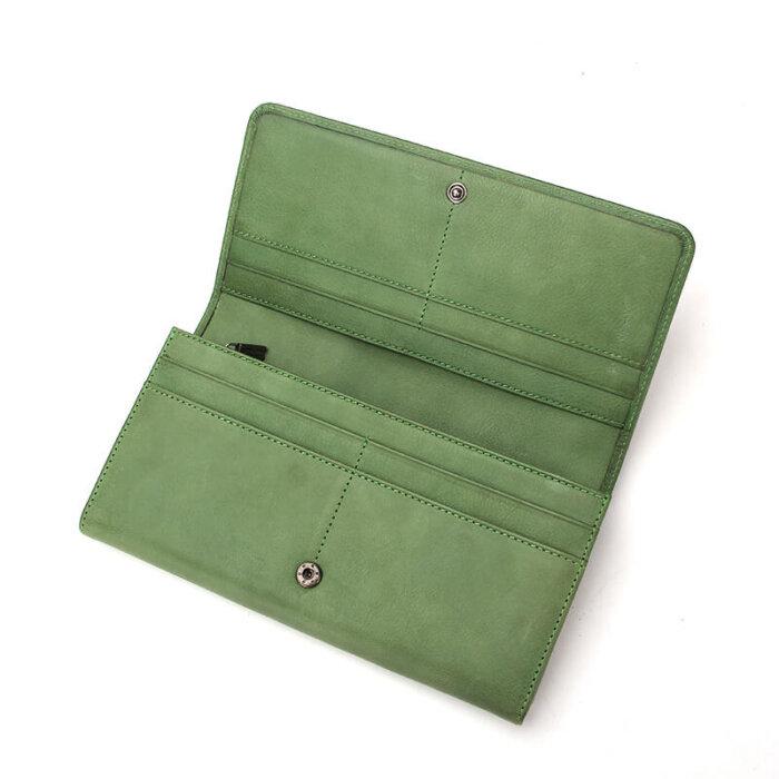 RFID-Blocking-Bifold-Long-Card-Wallet-Wholesale-WOL023-3