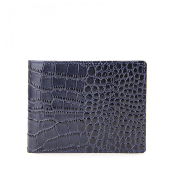 RFID-Blocking-Crocodile-Pattern-Leather-Mens-Wallet-Wholesale-WL003-2