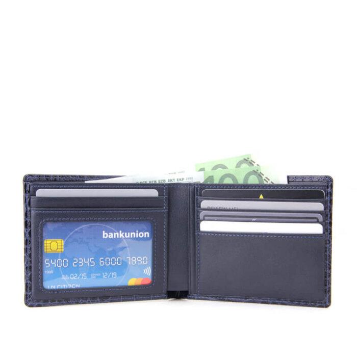 RFID-Blocking-Crocodile-Pattern-Leather-Mens-Wallet-Wholesale-WL003-3