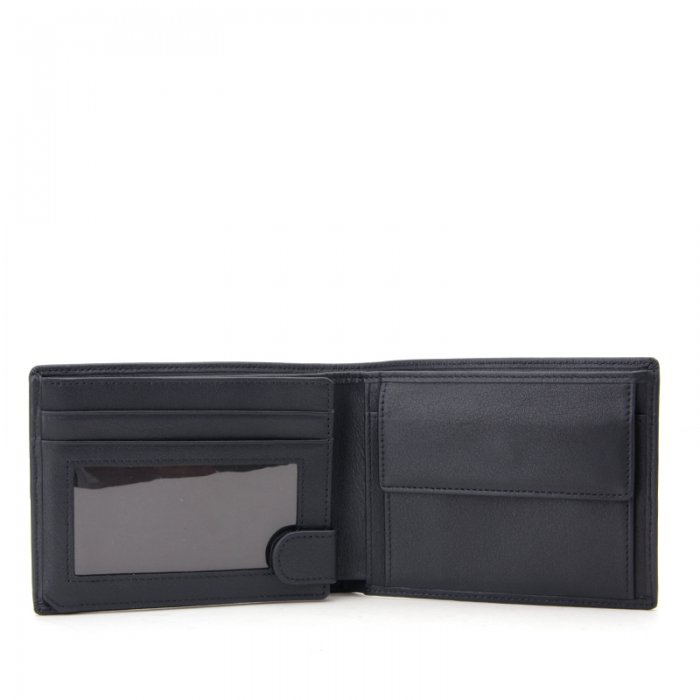 RFID-Blocking-Leather-Mens-Wallet-With-Coin-Pocket-Wholesale-WL008-2