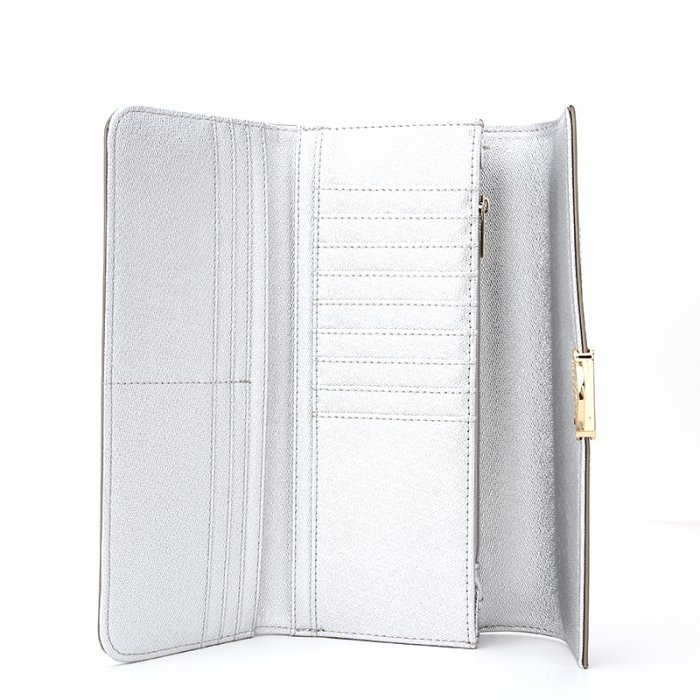 RFID-Blocking-Silver-Inside-Long-Wallet-For-Women-WOL024-5