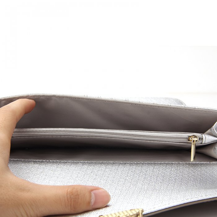 RFID-Blocking-Silver-Inside-Long-Wallet-For-Women-WOL024-6