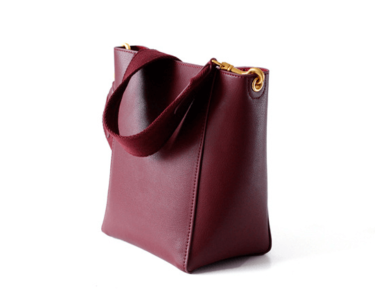 Simple-wide-shoulder-real-cow-genuine-leather-Bucket-bag-HB040-2