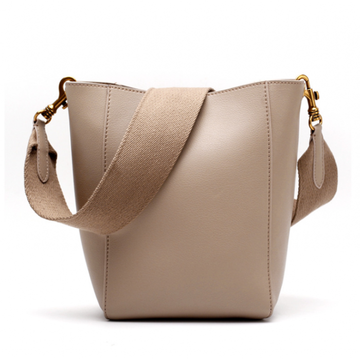 Simple-wide-shoulder-real-cow-genuine-leather-Bucket-bag-HB040-5