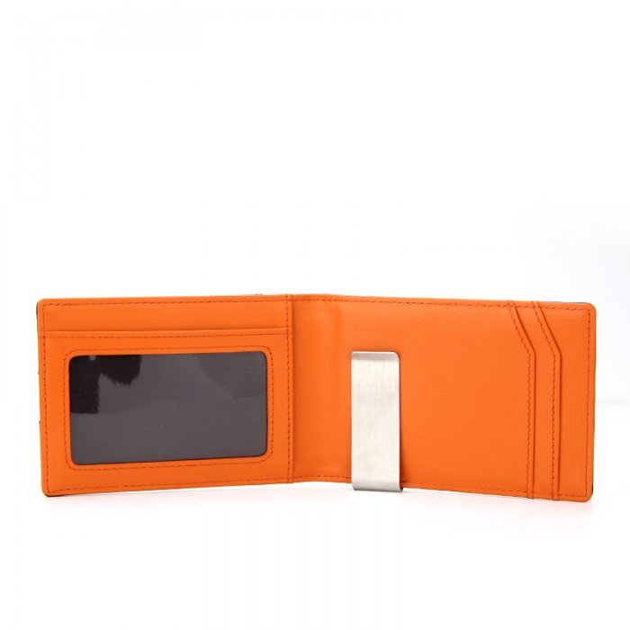 Small-Size-PU-Leather-Money-Clip-Man-Wallet-WL016-2
