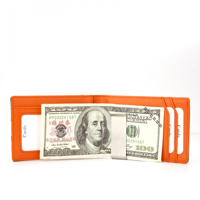 Small-Size-PU-Leather-Money-Clip-Man-Wallet-WL016-6