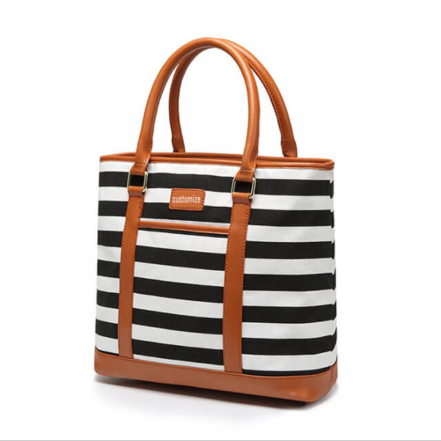 Small-batch-custom-plus-LOGO-printed-striped-bucket-handbags-HB013-3