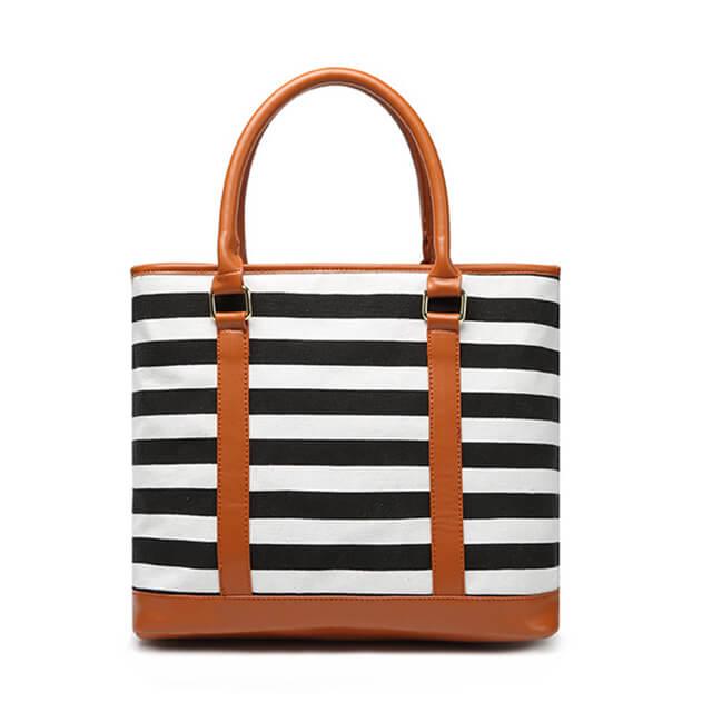 Small-batch-custom-plus-LOGO-printed-striped-bucket-handbags-HB013-4