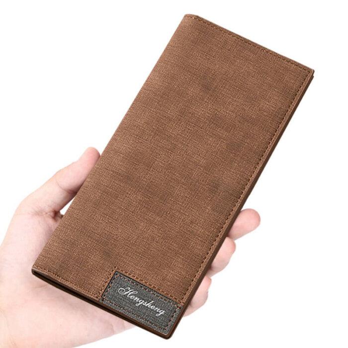 Soft-leather-man-long-wallet-wholesale-WL057-1