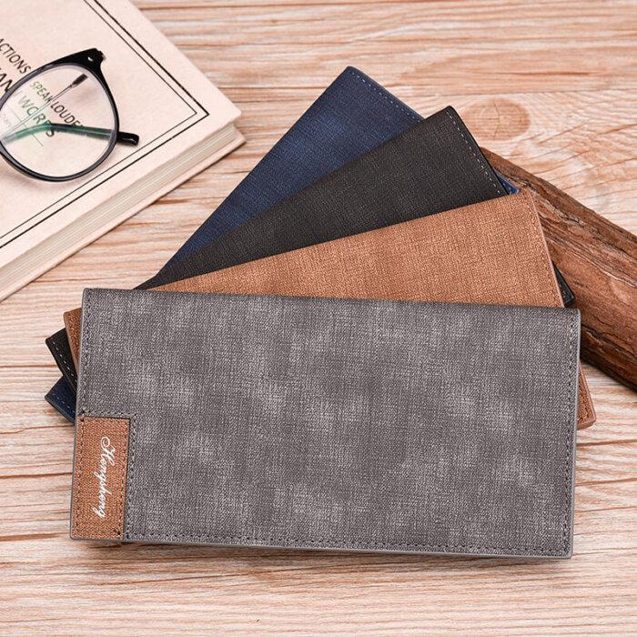 Soft-leather-man-long-wallet-wholesale-WL057-2
