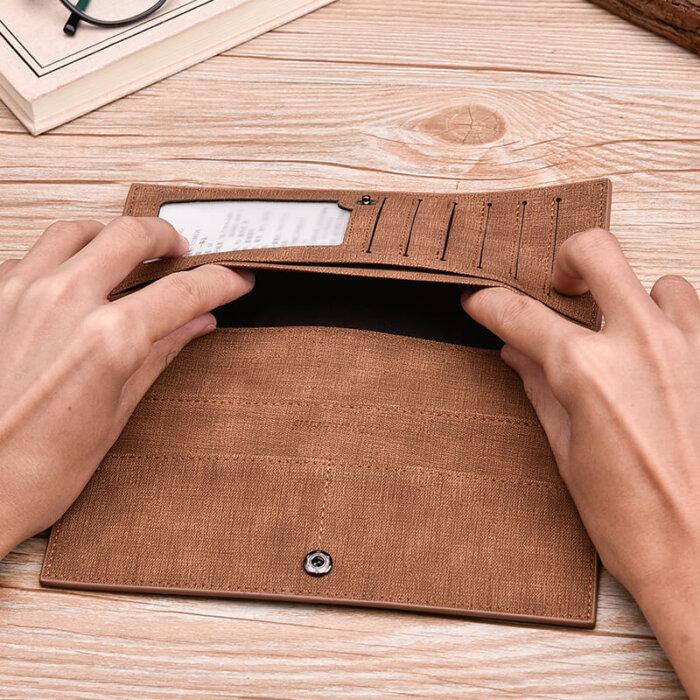 Soft-leather-man-long-wallet-wholesale-WL057-4
