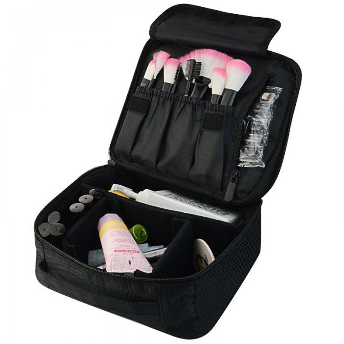 Water-resistant-Nylon-Brushes-Cosmetic-Bag-COS014-3