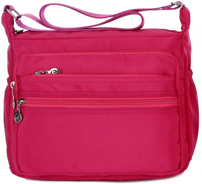Waterproof-Shoulder-Bag-Nylon-Purse-Handbag-HB083-6