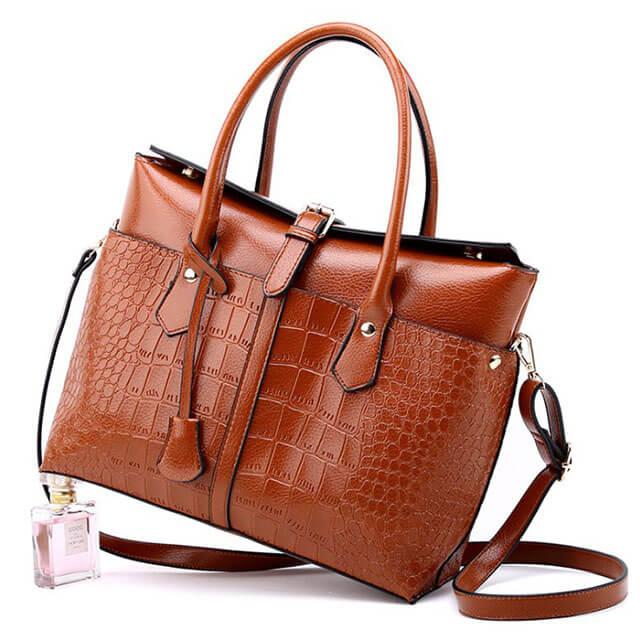 Wholesale-crocodile-pu-leather-fashion-handbags-for-woman-HB016-1
