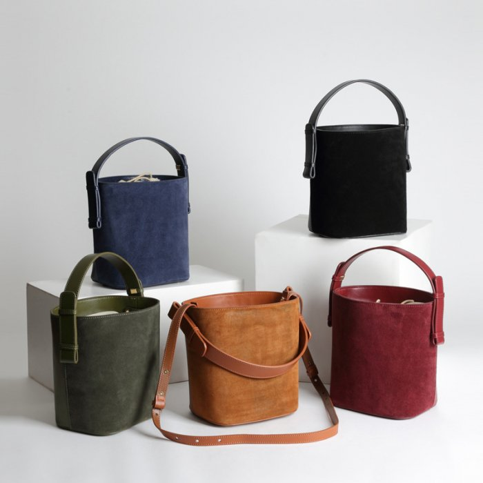 Wholesale-matte-bucket-handbag-CHB040-1