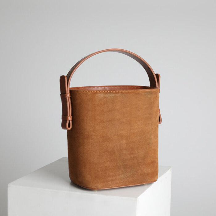 Wholesale-matte-bucket-handbag-CHB040-2
