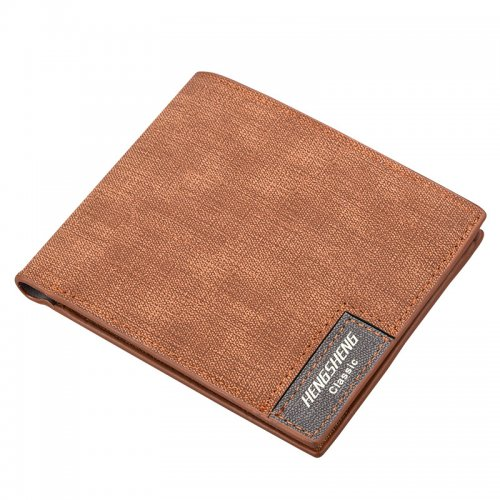 Wholesale-matte-canvas-wallet-WL064-1