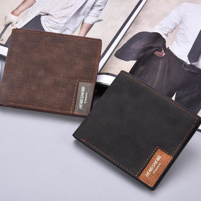 Wholesale-matte-canvas-wallet-WL064-2