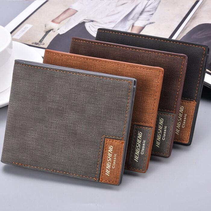 Wholesale-matte-canvas-wallet-WL064-3